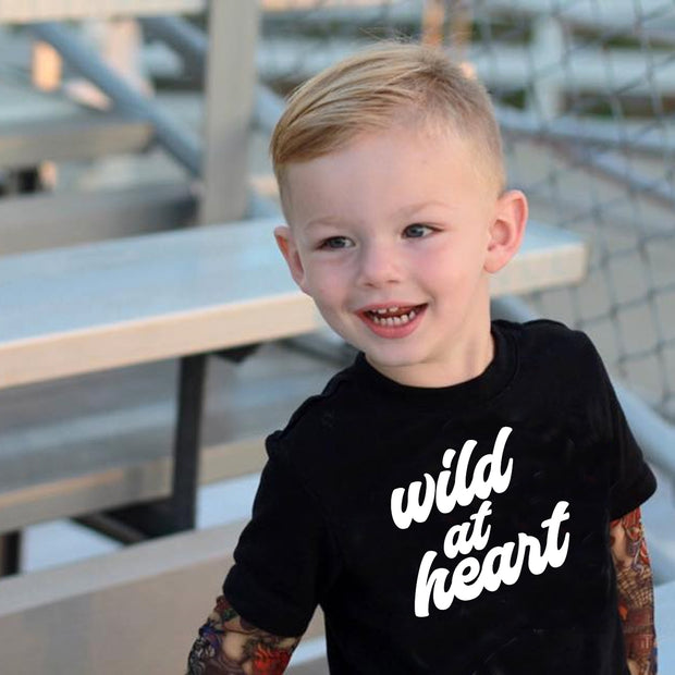 *NEW* Wild at heart Short Sleeve