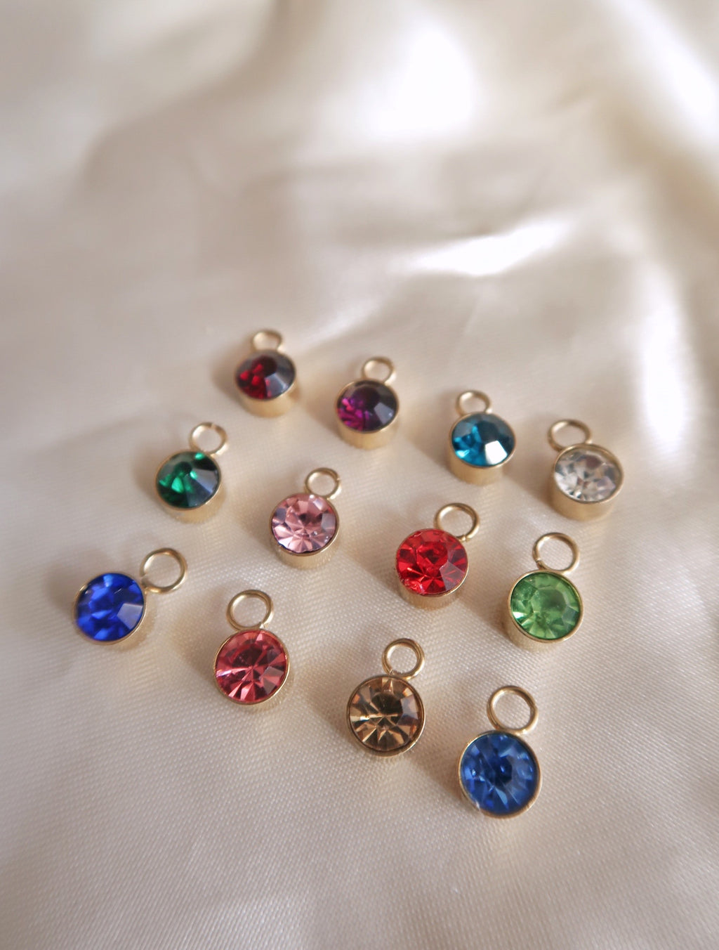 BIRTHSTONE CHARM - Esah and Co