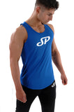 Cobalt Blue Men's performance tank top
