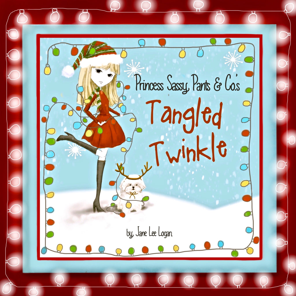 Princess Sassy Pants & Co.'s Tangled Twinkle Gift Book