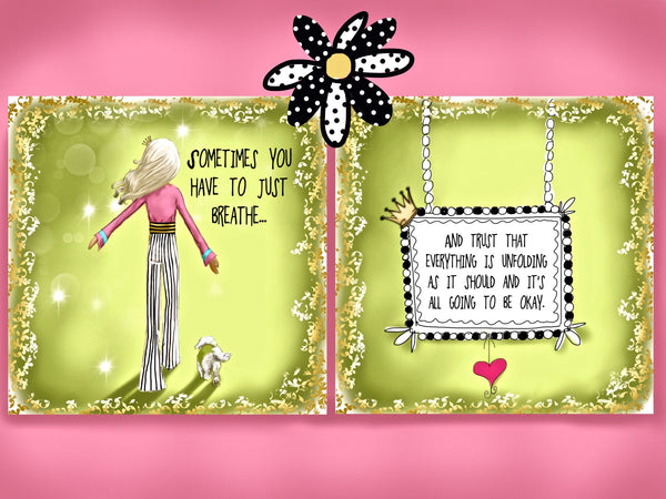 5 Sweet and Encouraging Greeting Cards