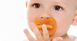 HEVEA All-Natural Duck Pacifier (Symmetrical Nipple)