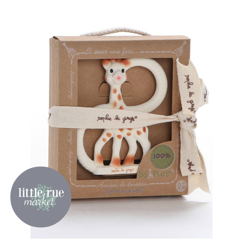 Sophie la Girafe® - So'Pure Teether