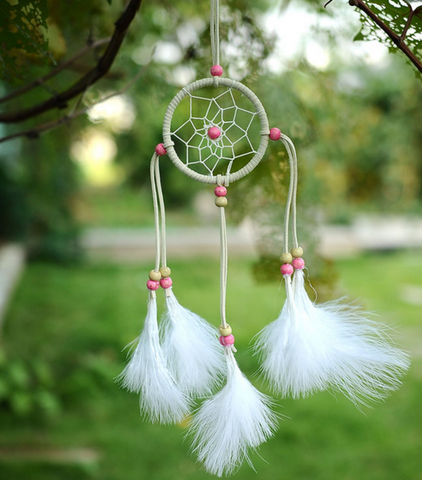 Handmade Native American Dream Catcher