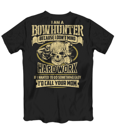 Bowhunter - Hardwork
