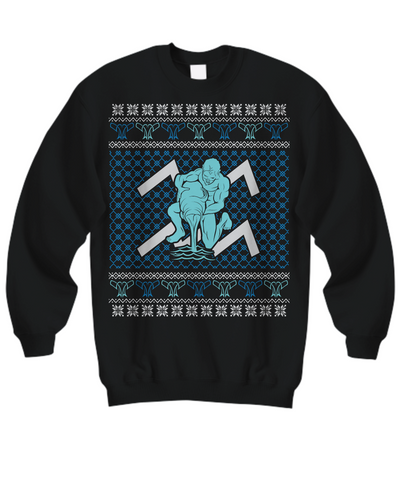 Aquarius Ugly Sweatshirt