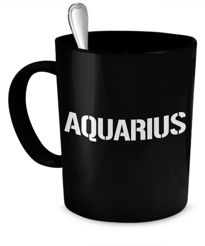 Aquarius Legend Mug