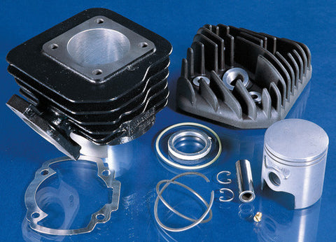 Polini Corsa cylinder for the 1994-2001 Honda Elite Dio - Dynoscooter.com