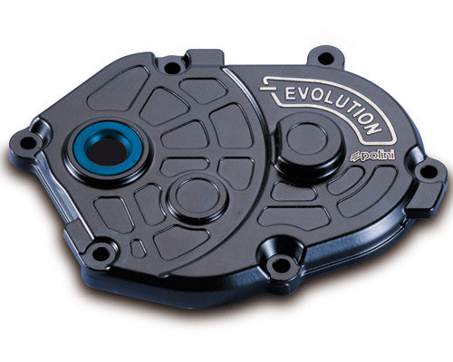 YAMAHA AEROX POLINI EVOLUTION GEAR BOX COVER - Dynoscooter.com