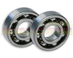 Malossi crankshaft bearings for the Yamaha Zuma 2002-2011 Minarelli Horizontal - Dynoscooter.com