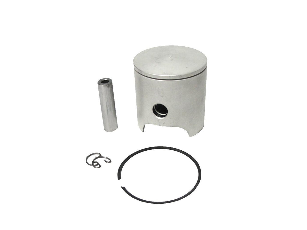 Athena Yamaha Zuma 47.6mm replacement piston kit 10mm pin 70cc - Dynoscooter.com
