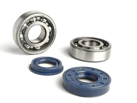 Athena SKF C4 Crankshaft bearings and seal kit for Minarelli horizontal and vertical engines