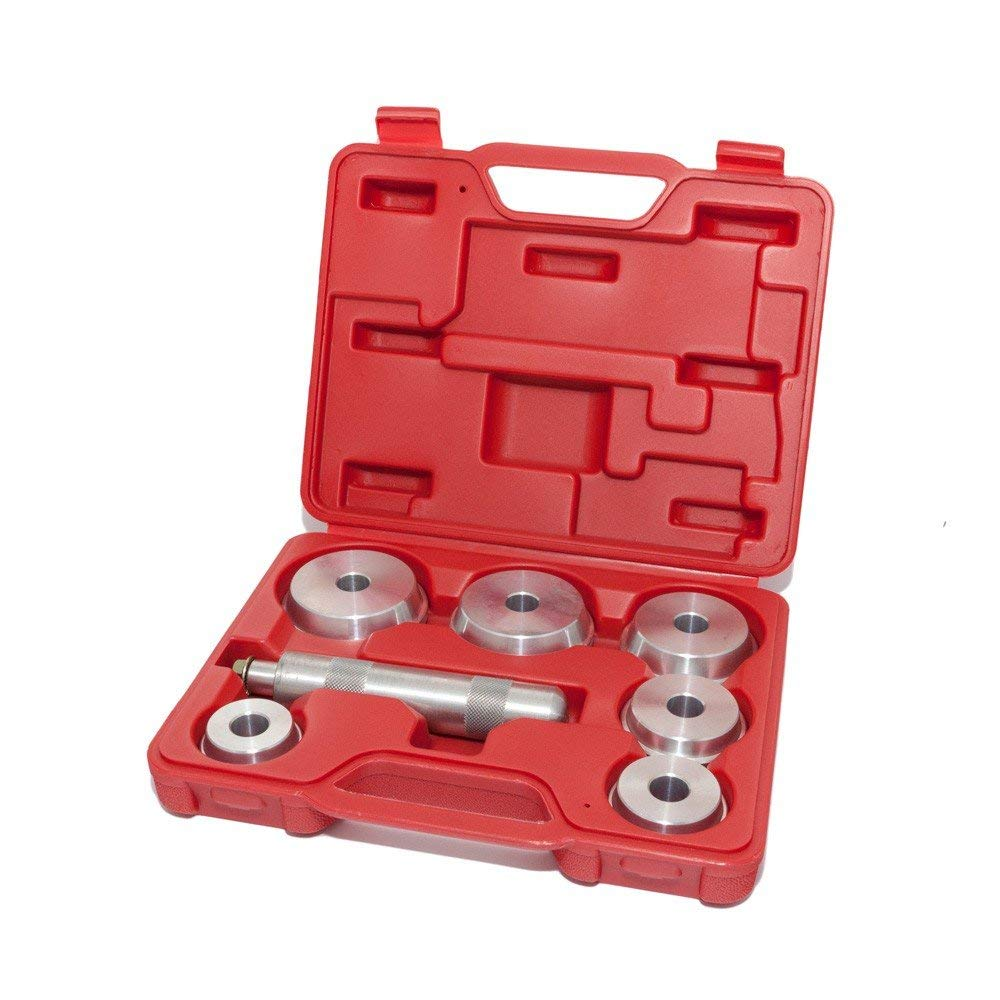 6 piece bearing and seal driver set - Dynoscooter.com