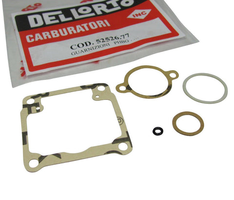 Dellorto PHBG gasket set for PHBG carburetors - Dynoscooter.com