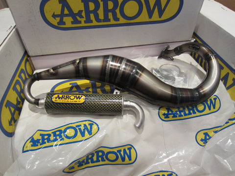 Arrow Exhaust for the Honda Elite 50 / Dio - Dynoscooter.com
