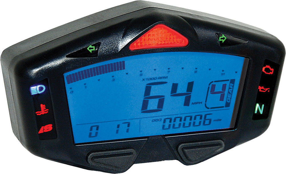 Koso DB-03R Multifunction Speedometer - Dynoscooter.com