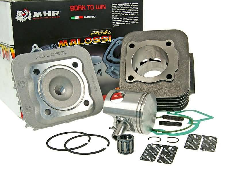 Malossi 70cc Cylinder kit for the Vespa ET2 - Dynoscooter.com