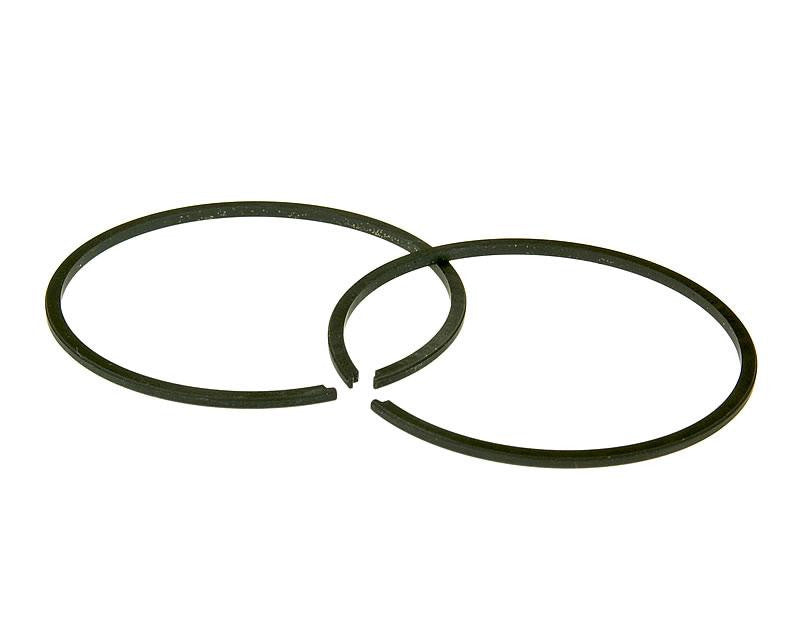 Malossi 47mm piston rings for the Malossi Kymco Mongoose cylinder - Dynoscooter.com