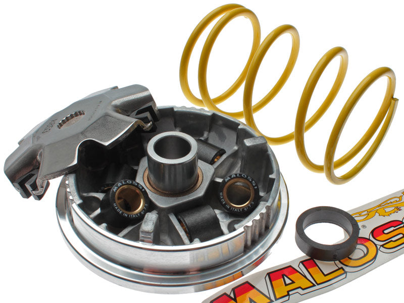 Malossi Multivar Variator for the Genuine Buddy 50 and Genuine Roughhouse 50 - Dynoscooter.com