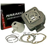 Naraku 48mm 75cc Cylinder for the Honda Elite 50 / Dio - Dynoscooter.com