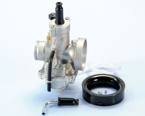 Polini 24mm CP Evolution carburetor - Dynoscooter.com