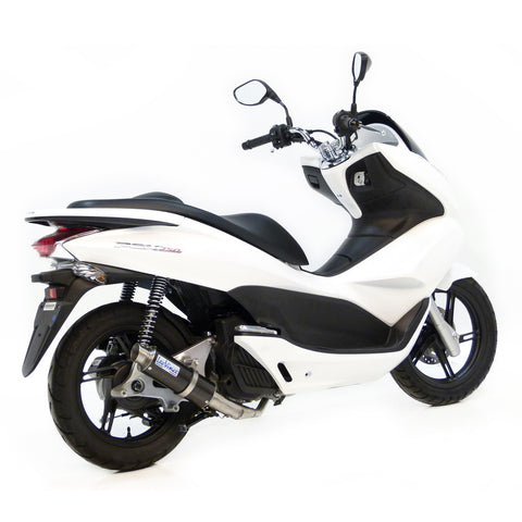 Honda PCX 125 150 Leo Vince Full GP Corsa exhaust system - Dynoscooter.com