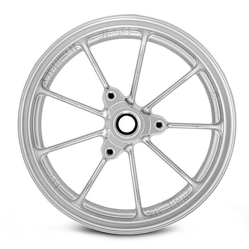 Honda Ruckus 9 Spoke front wheel - Dynoscooter.com