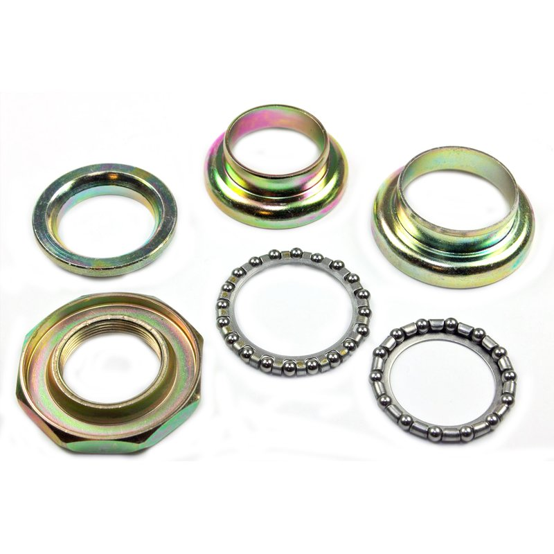 Honda Ruckus Met Steering head bearing kit with races - Dynoscooter.com