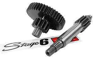 Stage 6 14/42 up gears for the Yamaha Zuma 50 - Dynoscooter.com