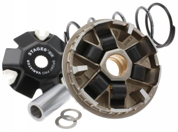 Stage6 SportPro Variator for Minarelli engines - Dynoscooter.com