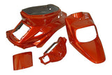 Yamaha Zuma Prebug 4 Piece Body Kit - Dynoscooter.com