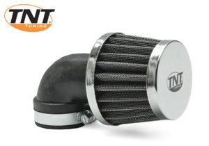 90 Degree air filter for Dellorto carburetors 35mm - Dynoscooter.com