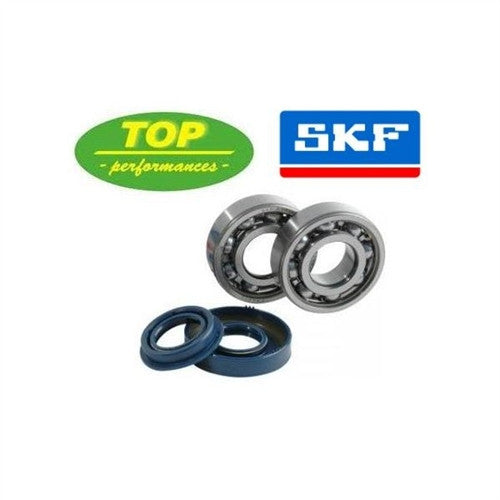 Top Performances SKF C4 Crankshaft bearings and oil seals for Minarelli - Dynoscooter.com