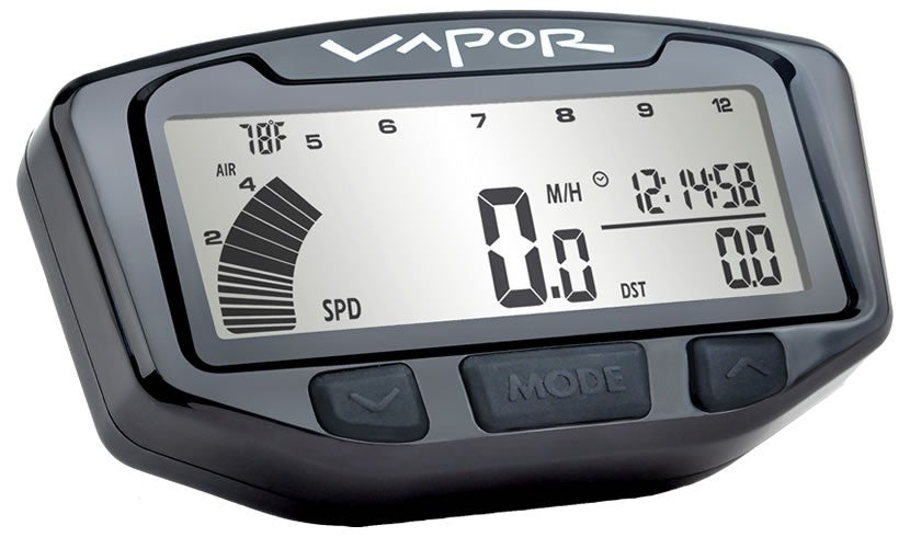 Trail Tech Vapor speedo tach digital display for the Honda Ruckus - Dynoscooter.com