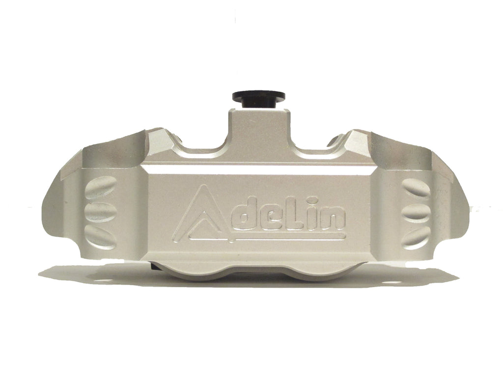 Adelin 4 pot caliper for Honda Ruckus and Dio - Dynoscooter.com