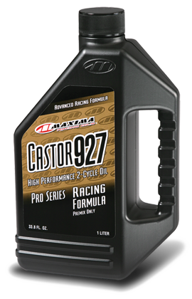 Castor 927 Premix racing oil - Dynoscooter.com