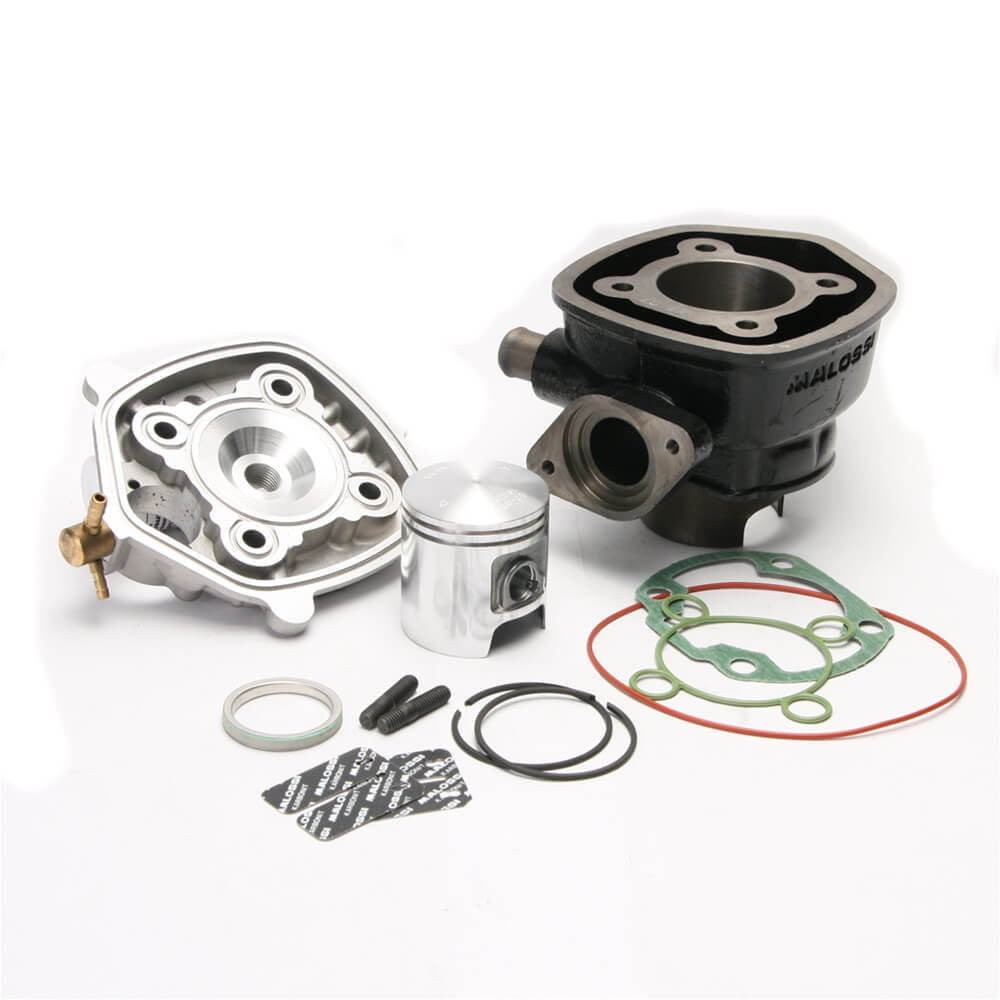 Malossi 70cc cylinder for the Kymco Super 9 liquid cooled - Dynoscooter.com