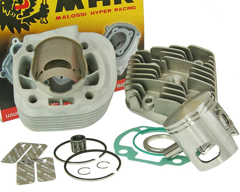 Malossi MHR Rep cylinder for the Honda Elite 50 Dio - Dynoscooter.com