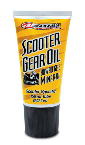 Maxima Scooter Gear Oil - Dynoscooter.com