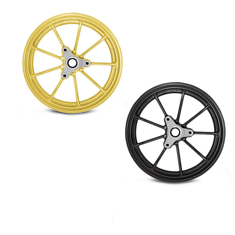 Honda Dio Elite RPM wheel set - Dynoscooter.com