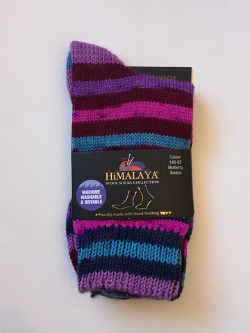 Wool Socks from Himalaya
