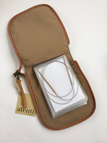 Circular Needles cases from Atenti