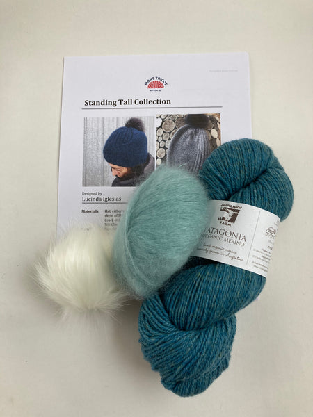 Standing Tall hat kit
