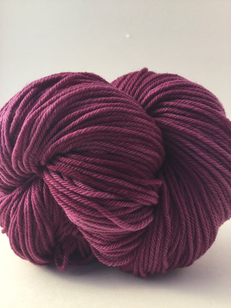 Deep Cranberry - Watershed Worsted