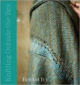 Knitting Outside the Box book by Bristol Ivy