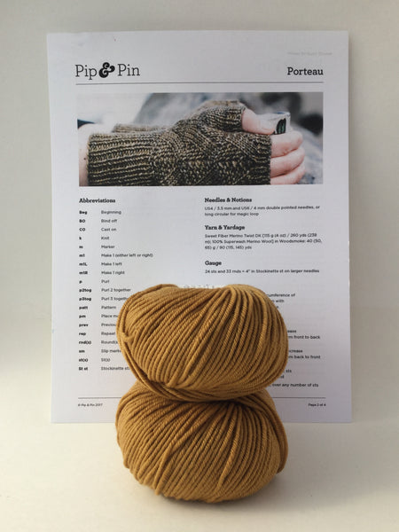 Porteau Mitts kit