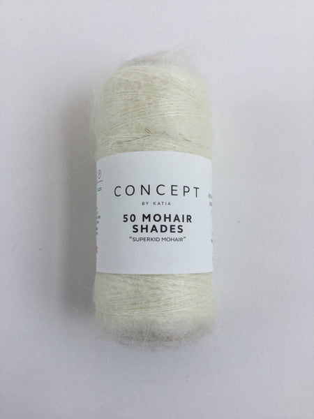50 Shades of Mohair by Katia Superkid Mohair
