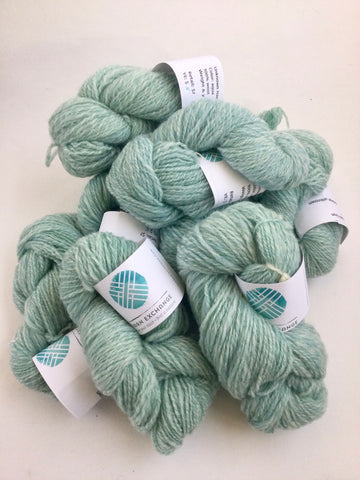 Unknown Hand-Spun (Color: Aqua)