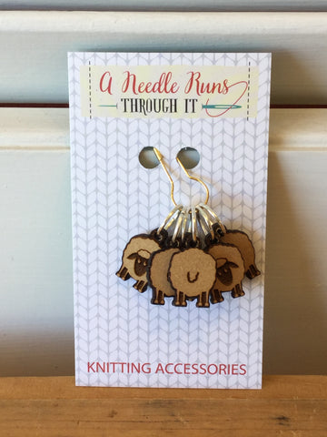 Sheep-stitch markers
