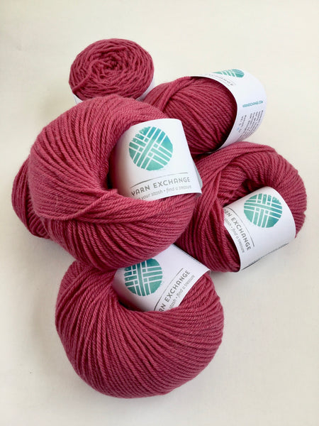 Rowan Pure Wool DK (Color: 028, Lot: 7022)